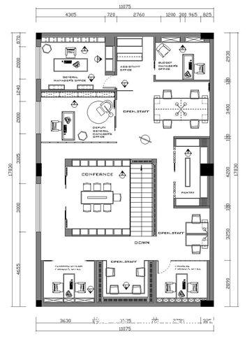 pin-up&design装饰公司设计方案-袁佳曼的设计师家园-pin-up&design图片