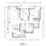 设计师家园-华润二十四城样板房E1-1户型