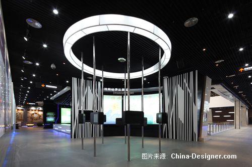 沈阳市城市规划展示馆-李晖的设计师家园-金堂奖2010china-designer