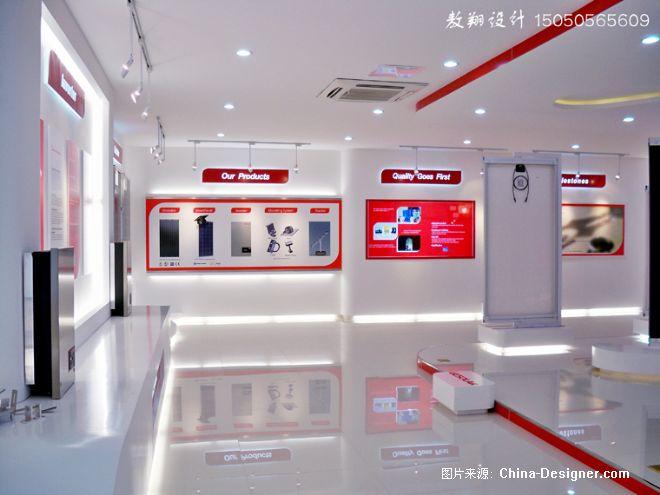 舜天光伏产品展示厅-敖翔的设计师家园-展厅图片