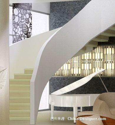 水蓝山私人会所-郝国良的设计师家园-绚丽,现代,沉稳,奢华,咖啡厅,茶餐厅