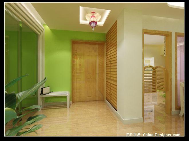寻找绿色--塞纳河畔-刘丹的设计师字体:LD的设活泼的家园v绿色l图片