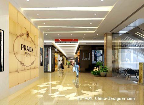 万力国际商城-郝国良的设计师家园-沉稳,商场                                                                                                ,百货大楼