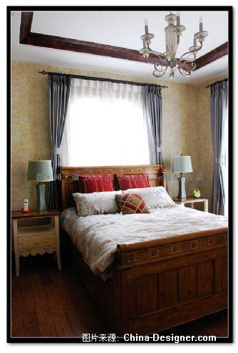 圣塔路斯-余世民的设计师家园-沉稳庄重,混搭,田园风格,美式,别墅