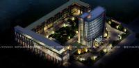 设计师家园-乌海银行总部办公大楼设计