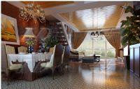 设计师家园-东山湖畔别墅方案2
