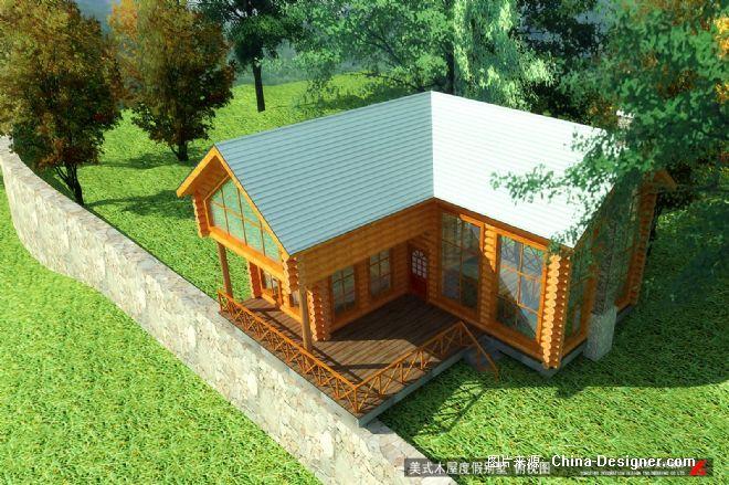 美式木屋-罗才威的设计师家园-第八届中国国际室内设计双年展