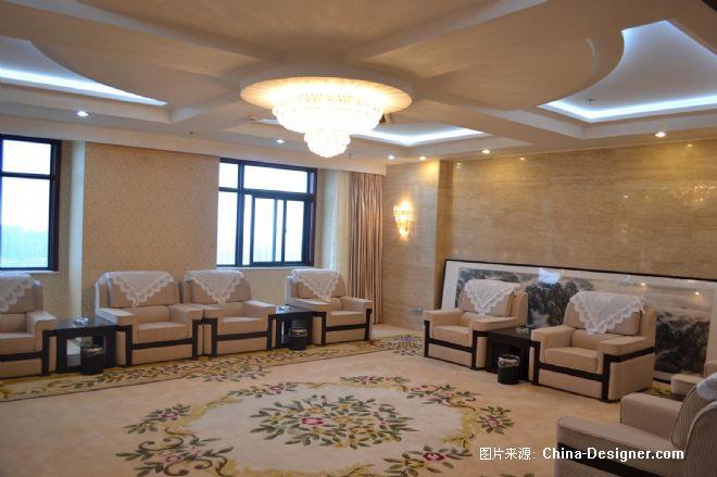 安徽省合肥市协众投资公司办公室-胡士玉的设计师家园-办公区,现代