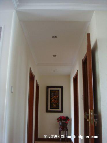 大连幸福一家-黄岩的设计师家园-30-50万,三居,样板间,白色,欧式