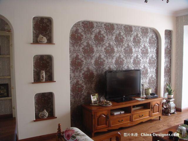第五郡1-黄岩的设计师家园-欧式,白色,样板间,三居,10-20万