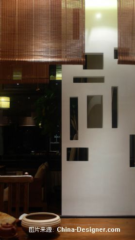 尚泉茶韵-李明的设计师家园-中式