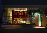 设计师家园-绿洲大酒店西餐厅