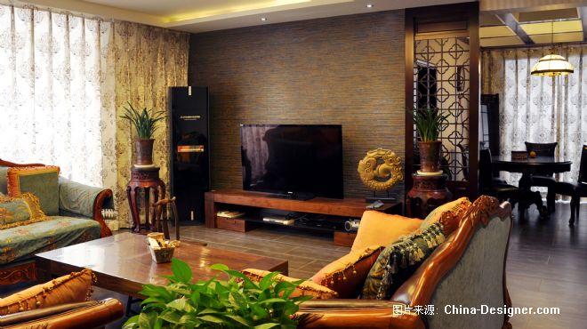 归--家中乐章-王红的设计师家园-田园风格,新中式,30