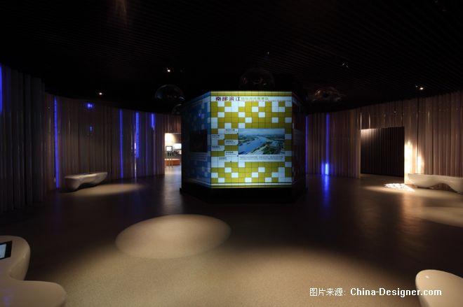 上海卢湾规划展览馆-李晖的设计师家园-展厅,展示空间
