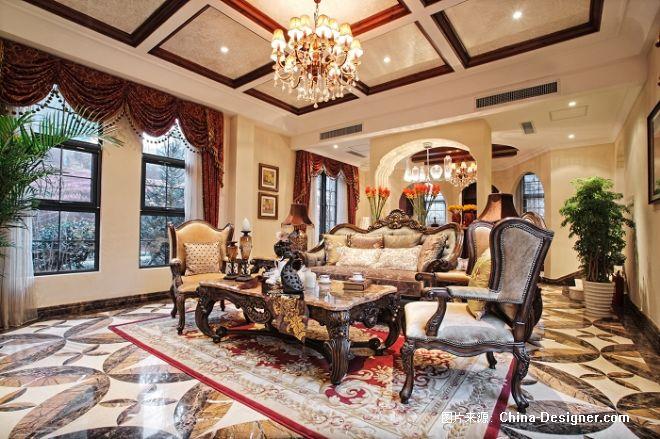 原香溪谷二 240平米-岳蒙的设计师家园-100-200万,别墅 ,欧式,新古典