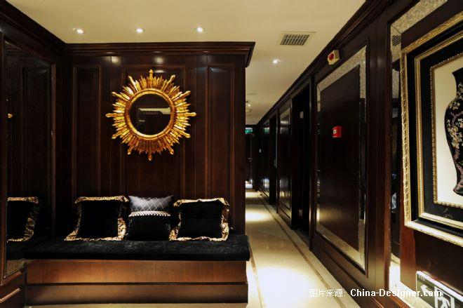 香奈尔的寝宫-汪晖的设计师家园-沉稳