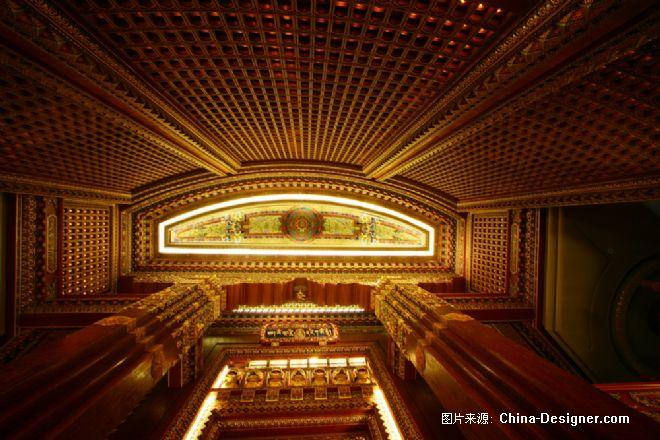 无锡灵山五印坛城-陆嵘的设计师家园-奢华,绚丽
