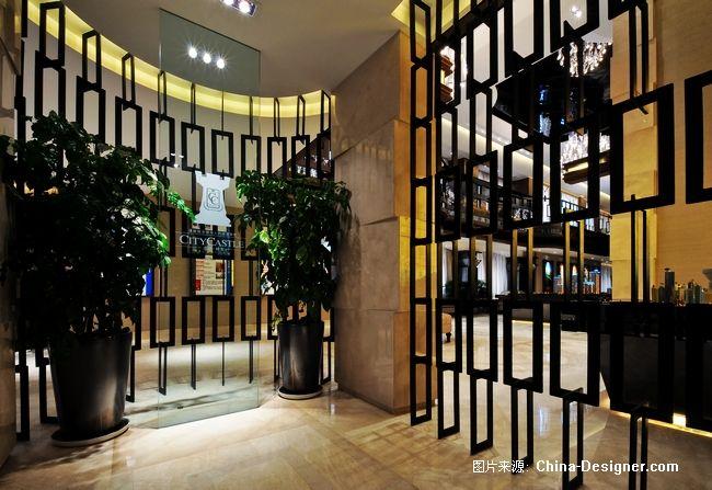 远雄-城宝顶级豪宅售楼处-福田裕理的设计师家园-样板间