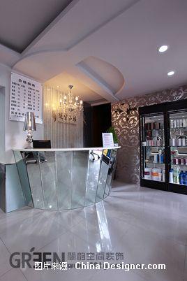 随型工坊-上海阁韵空间装饰的设计师家园-奢华 美发沙龙 美发店