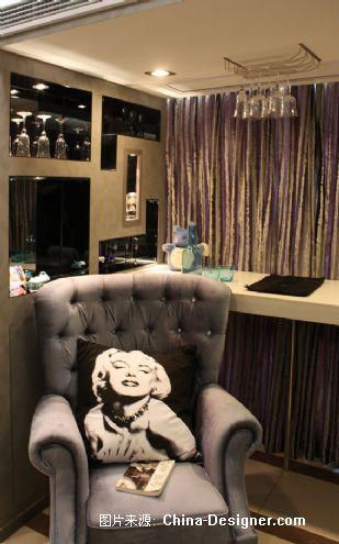 女性主题的新贵族主义-冯易进的设计师家园-绚丽,酷家,新古典,现代