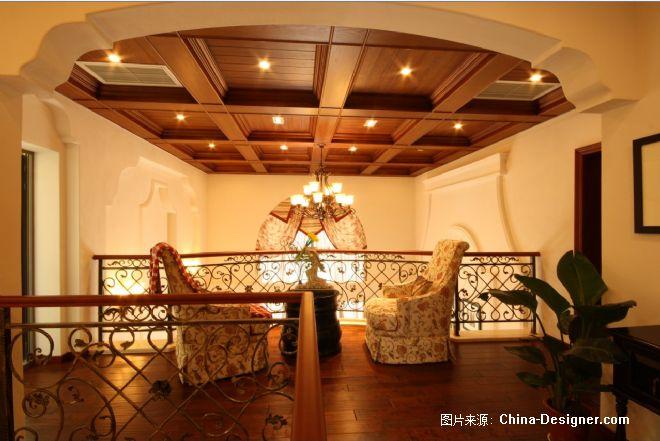 置信鹭湖宫样板间-胡军的设计师家园-欧式