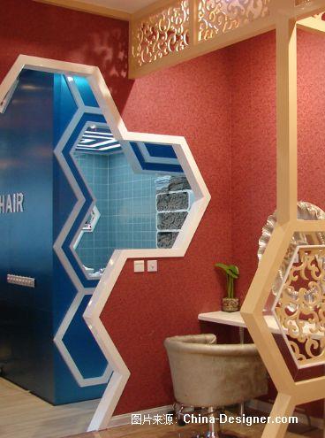 亮点造型帝豪店-王久刚的设计师家园-白色,现代