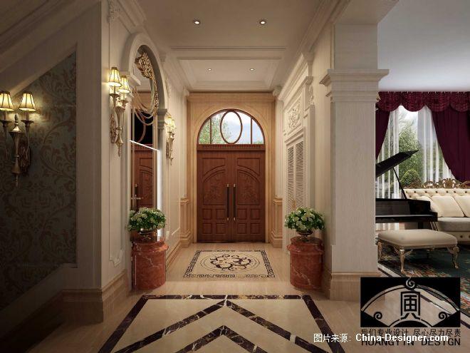 黄岩大厅洲别墅小型门口桔子别墅图片