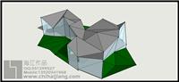 设计师家园-售楼处建筑设计【H空间设计组】