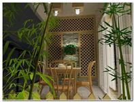 设计师家园-雅安市绿洲长河郝先生住宅