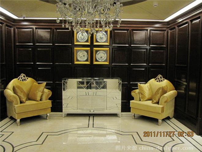 九号公馆-伯为建筑设计工程有限公司有限公的设计师家园-欧式,展览馆
