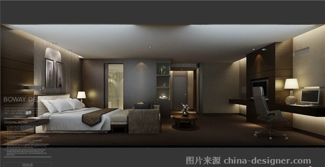 普兰店银海酒店-伯为建筑设计工程有限公司有限公的设计师家园-新中式,度假酒店