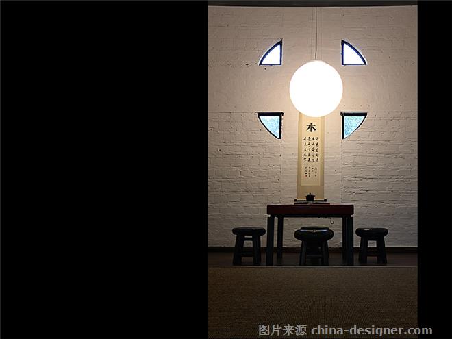 水木会所-李鹏熙的设计师家园-现代,展览空间