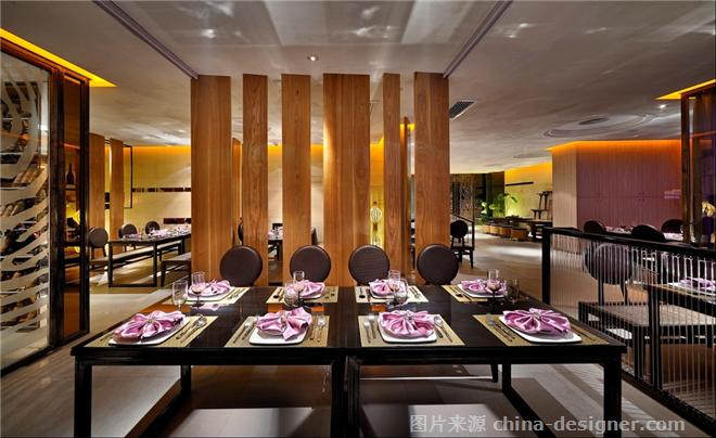 海联汇-郑杨辉的设计师家园-新中式,现代,中餐厅/中餐馆