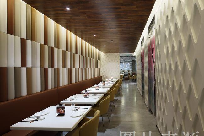 港丽餐厅-利旭恒的设计师家园-中餐厅/中餐馆