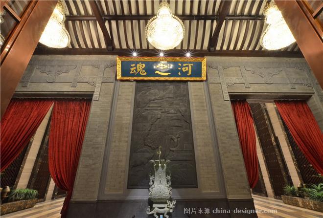 中华国宴-杨彬的设计师家园-中式,500元以上,中餐厅/中餐馆