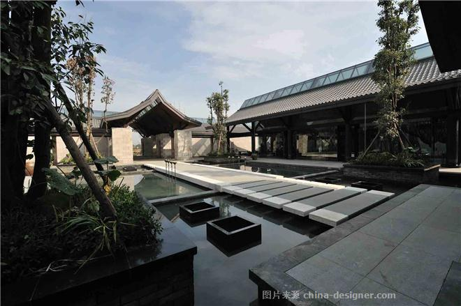 中国会馆会所-周勇的设计师家园-新中式,度假酒店
