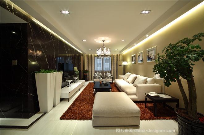 东方和园俞宅-徐梁的设计师家园-青春活力,欧式,现代简约