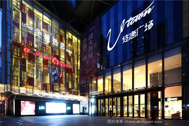 北京悠唐广场-姜峰的设计师家园-ShoppingMall/购物中心
