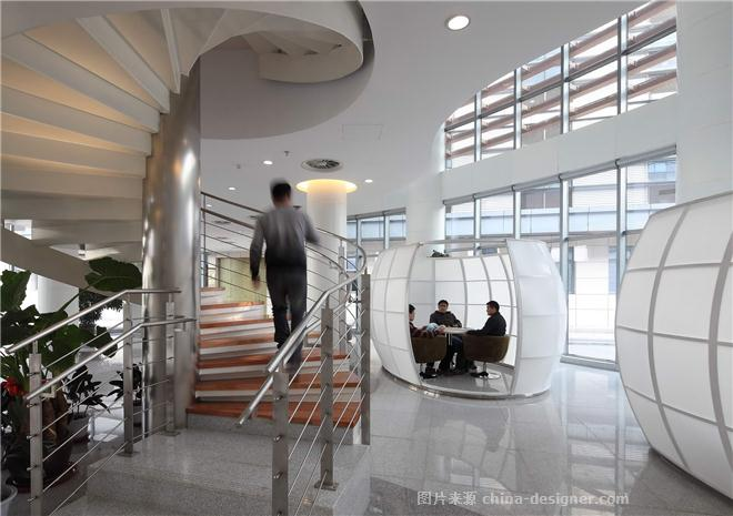 天津天狮研发质检中心-袁晓云的设计师家园-产业园区