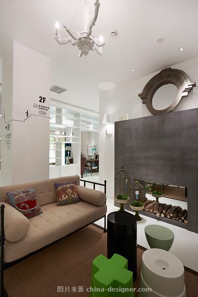 杭州佰色a BASE陈设沙龙-朱晓鸣的设计师家园-展览空间