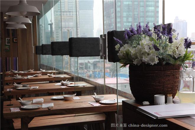 上海幸福131餐厅之重庆江湖菜南京西路店-徐迅君的设计师家园-现代,中餐厅/中餐馆