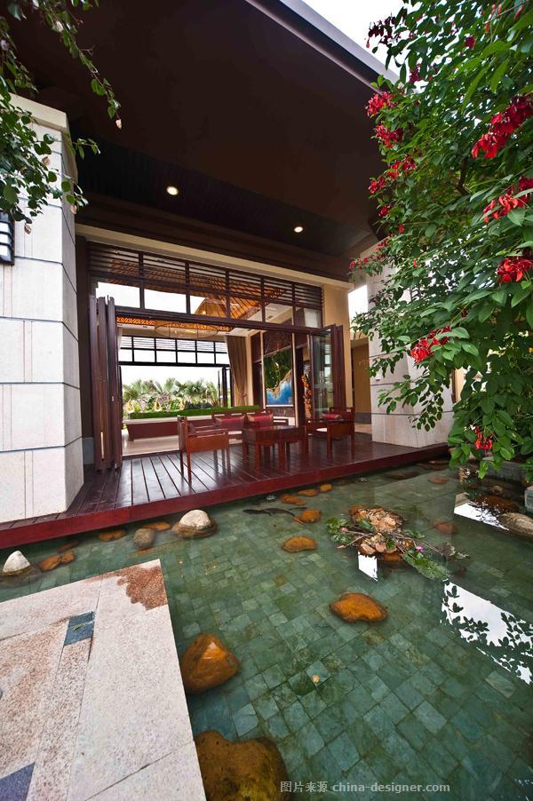 海南保亭七仙伴月500别墅-吴力涛的设计师家园-独栋别墅