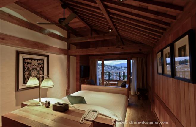 丽江悦庭轩精品酒店-吕鲲鹏的设计师家园-中式,现代,度假酒店