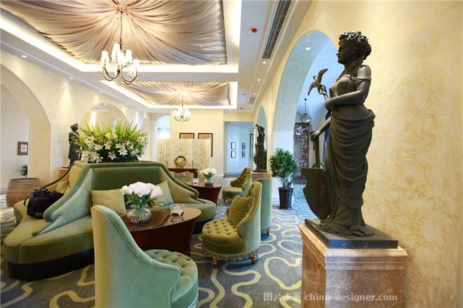 大连海昌集团波尔多庄园售楼处-刘锐的设计师家园-其他售楼处