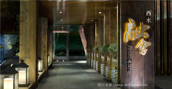 融会会所-冯嘉云的设计师家园-中餐厅/中餐馆