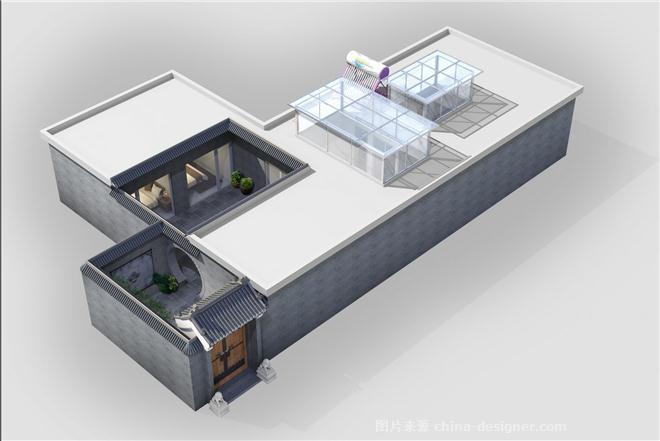河北白洋淀民居改造-高志强的设计师家园-四居及以上