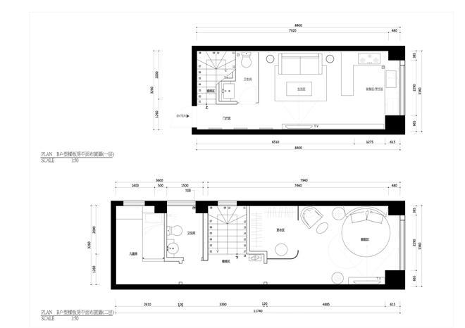 南德新都一帘幽梦-唐威的设计师家园-小户型