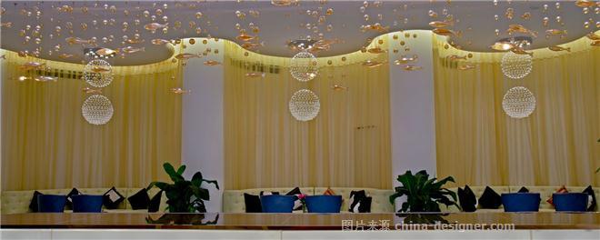 四川置信鹭湖宫销售体验中心-赵学强的设计师家园-环保,科技,典雅,时尚,自然,高贵