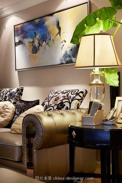 梵音花羽-温帅的设计师家园-住宅公寓样板间