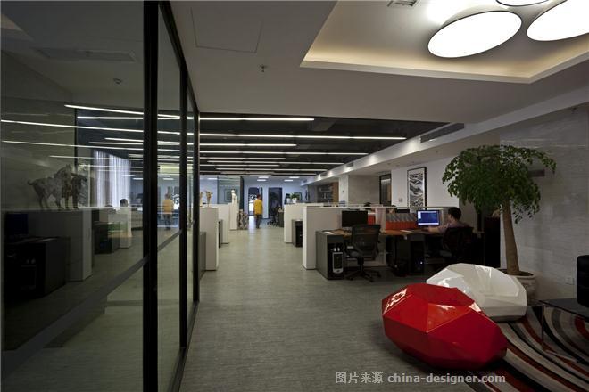 香港英瑞设计-王建强的设计师家园-办公区,办公室,办公楼